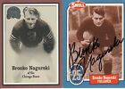 Bronko Nagurski Cards, Rookie Card and Autographed Memorabilia Guide 6