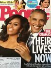 PRESIDENT BARACK OBAMA & Michelle PEOPLE 2017 Their Lives Now
