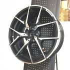20 AMG Y BLACK RIMS WHEELS FITS MERCEDES BENZ SLK320 SLK350 SLK500 SLK55 E55