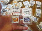 Pokemon MOON  SUN Nintendo 3DS LOT SET AUTHENTIC ONLY CARTRIDGE WORKS PERFECTLY