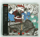 ARTILLERY TERROR SQUAD JAPAN Audio CD MASSCD1046DG OBI s6977