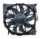 New Cooling Fan for BMW X3 2004 2010 All Engine 600 Watt Fan with 4 Pins Plug