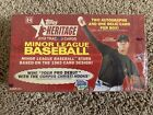 FACTORY SEALED 2012 Topps Heritage Minor League Baseball Hobby Box