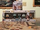 Kingdom Hearts Funko Tron set Goofy and Halloween Sora and KH3 GS Excl. Poster