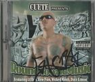 (AUTOGRAPHED) CUETE YESKA - ROUND TOWNE MUSIC Duce Wicked Minds CHICANO G-FUNK