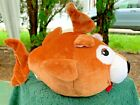 VERY RARE Vintage Toy Factory SeaWorld Dog Fish 11 Plush Stuffed Animal Toy