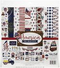 Echo Park Collection Kit 12X12 America The Beautiful