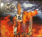 Axes 2 Axes by Eddie Ojeda (CD, Oct-2005, Black Lotus)
