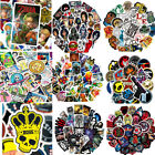 Lot 50 Skateboard Vinyl Sticker Skate Graffiti Laptop Luggage Car Bomb PVC Decal