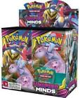 Pokemon Unified Minds Sun  Moon Booster Box Factory Sealed PRESALE