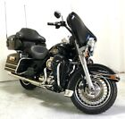 2010 Harley-Davidson Touring  2010 Harley Davidson Electra Glide Ultra Classic Vivid Black 96 inch 6-Speed FLH