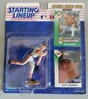 1993 Mike Mussina & 1994 Mike Mussina (2) STARTING LINEUPs - Baltimore Orioles