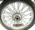 02 Suzuki Intruder VS800 Front Wheel Rim STRAIGHT (No Tire) 19x2.15