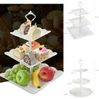 3 Tier Cake Stand Dessert Cup Cake Bracket Wedding Plates Party Tableware Tool