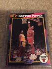 Official 1992 Scottie Pippen Chicago Bulls Starting Lineup Kenner Card