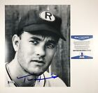 Tom Hanks Signed Autographed A League Of Their Own 8x10 Photo Beckett COA