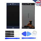 NEW LCD Touch Screen Digitizer for Blue Sony Xperia XZ 601SO F8331 F8332