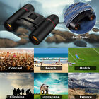 Day Mini 30x60 Zoom Compact Binoculars Telescopes Foldable Bird Watching Travel