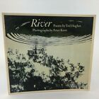 River SIGNED inscribed and dated by Ted Hughes 1985