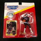 Patrick Ewing Starting Lineup SLU 1991 NBA Action Figure Card & Coin NY Knicks