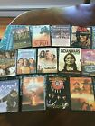 Collection of 13 Native American Movies DVD and VHS nice collection Some RARE