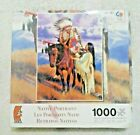 Ceaco Native Portraits The Farewell 1000 Piece Jigsaw Puzzle 3353 7
