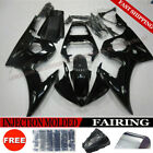 Glossy Black Fairing Kit For Yamaha YZF R6 2003-2004, R6S 2006-2009 ABS Bodywork
