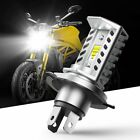 AUXITO H4 9003 HB2 LED Bulb Hi/Lo Beam HID White Motorcycle Headlight High Power