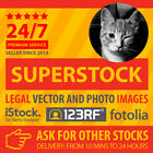5 stock images iStock 123RF fotolia adobe  other stocks photos vectors