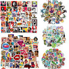 Lot 50 Anime Movie Sexy Bomb Skateboard Stickers Graffiti PVC Luggage car Decals