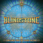BLINDSTONE: GREETINGS FROM THE KARMA FACTORY CD - DIGIPACK (AWESOME GUITAR ROCK)