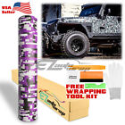 Digital Camouflage Camo Army Vinyl Sticker Car Wrap Decal Air Release Film