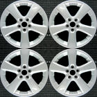 Set 2004 2005 2006 2007 2008 2009 Lexus RX330 RX350 OEM Silver Wheels Rims 74171