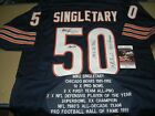 Mike Singletary Cards, Rookie Cards and Autographed Memorabilia Guide 38