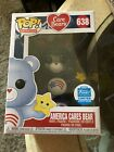 Funko Pop! Vinyl Care Bears America Cares Bear Funko Shop Exclusive