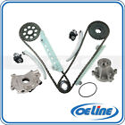 Timing Chain Kit for 00 03 Ford Mustang Lincoln Town Car 46L w Oil Water Pump