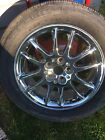 1999 2001 Chrysler 300M LHS 17x7 Chrome Wheel Rim New