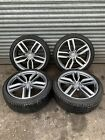 Genuine Audi SQ5 Alloy Wheels And Tyres 21 Inch Pirelli 255 40 21