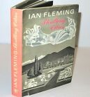 Ian Fleming Thrilling Cities 1st Edition in D J 1963