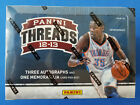2012-13 PANINI THREADS BASKETBALL HOBBY BOX FACTORY SEALED *SP10