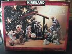 Kirkland Signature 12 Piece Porcelain Nativity Set w o the Creche