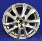 14 15 16 MAZDA 3 Wheel 16x6 1 2 Alloy 10 Spoke 9965D06560 OEM 64961