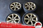 JDM 06 07 SUBARU IMPREZA OEM RIMS 17x7 +55 OFFSET SET OF 4 5x100