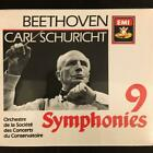 Extreme Out-Of-Order Shuricht Conductor Paris Conservatory Beethoven Symphony