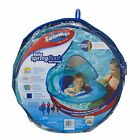 Pool Toys Swimways Baby Spring Float Sun Canopy Blue Lobster Fast Shipping