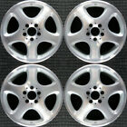 Set 1998 2000 2002 Mercedes Benz E Class E300D E320 E430 OEM Wheels Rims 65195