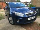LARGER PHOTOS: Ford c max titanium mpv focus fiesta 2.0 TDI 2010.only 71000 miles