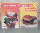 Weight Watchers 123 Success Program Food Dining Out Companion Supermarket Books