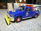 1996 Collectors Edition Sunoco Tow Truck With Snow Plow=3th OF A SERIES