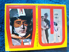 Star Wars 1980 Topps Sticker Card 6 Leia Yellow Red puzzle Letter W U